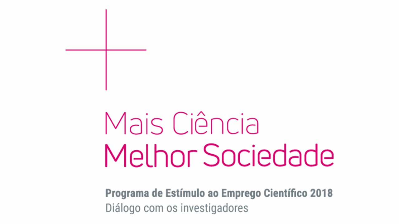Logo of the More Science, Better Society conference.
