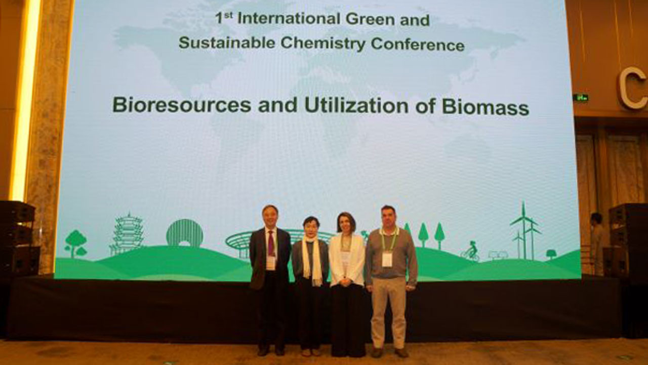 CQM Researchers at Green China 2019