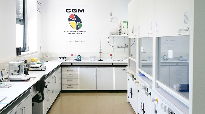 Madeira Chemistry Research Centre (CQM) rehearses a new operational strategy in its