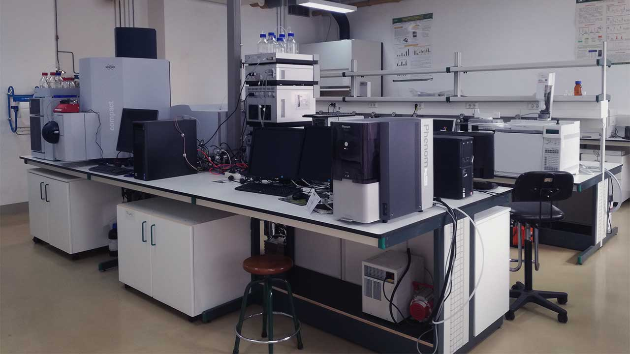 Chromatography and Mass Spectrometry Lab.