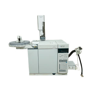 Agilent 7890A with Olfactory Detector Port