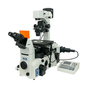 Nikon Eclipse TE200 Inverted Microscope